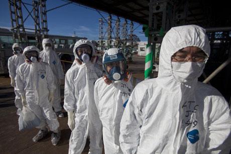 """Chất phóng xạ từ Nhật """"chu du"""" khắp trái đất"""