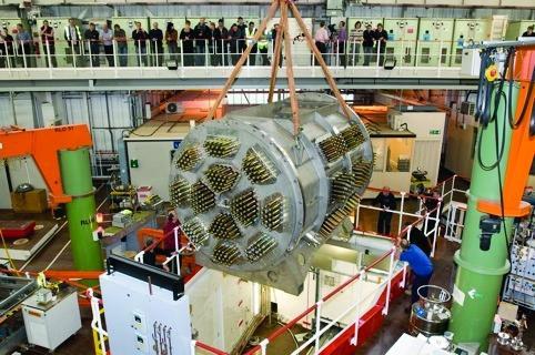 Kính hiển vi nơtron Polaris: Thực hiện các phép đo nhanh hơn