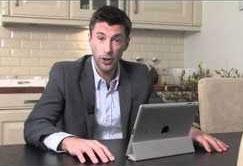 Video: Dùng Ipad kiểm tra sức khỏe