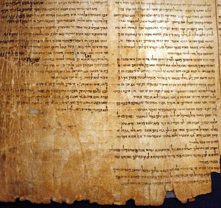 Điều bí ẩn trong cuộn sách 2000 năm tuổi
