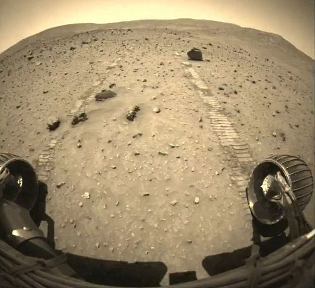 Video: Đi dạo trên sao Hỏa trong 167 giây