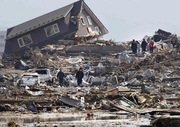 Động đất 6,1 độ Richter tại Nhật Bản