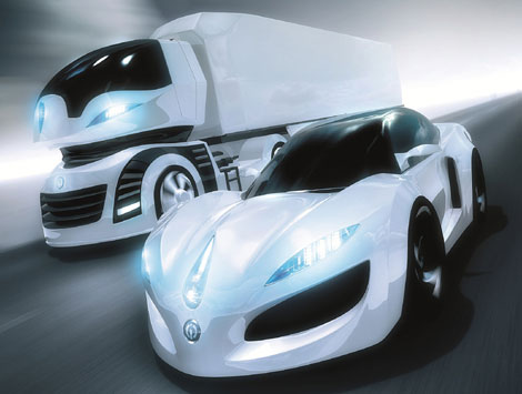 Dự án phát triển phương tiện vận tải thông minh