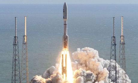 Video: Tên lửa Atlas 5 đưa Curiosity lên vũ trụ