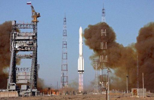 Nga phóng vệ tinh dẫn đường Glonass-M
