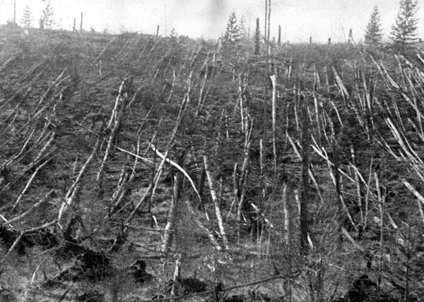 Sự kiện Tunguska, bí ẩn hơn một thế kỉ