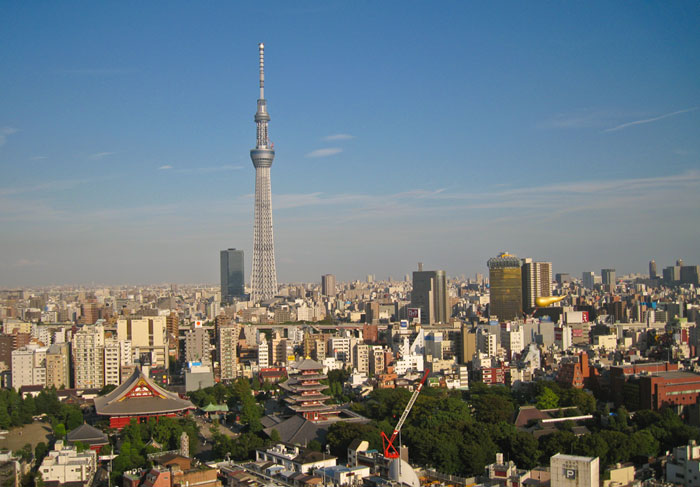 """Tháp cao nhất thế giới không """"ngán"""" động đất"""