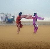 Ấn Độ: Bão mạnh, 8 người chết, 8000 người sơ tán