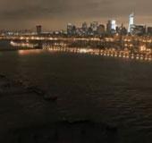 Video: Diễn biến siêu bão ở New York trong hai phút