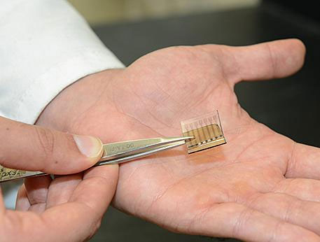 Pin mặt trời làm từ carbon
