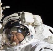 Nhà du hành Nhật hoàn tất chuyến đi ngoài trạm ISS