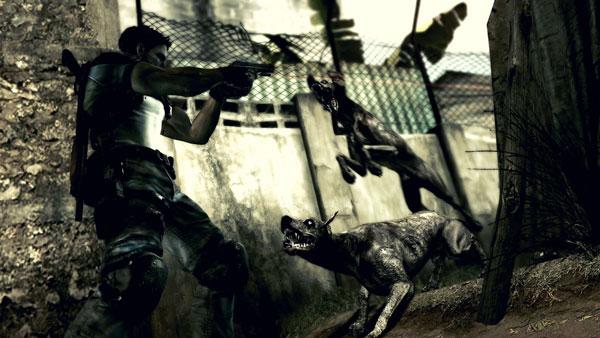 Phiên bản ghê rợn của chó xác sống trong loạt game nổi tiếng Resident Evil