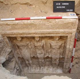 Phát hiện ngôi mộ cổ thuộc triều đại Pharaoh thứ V