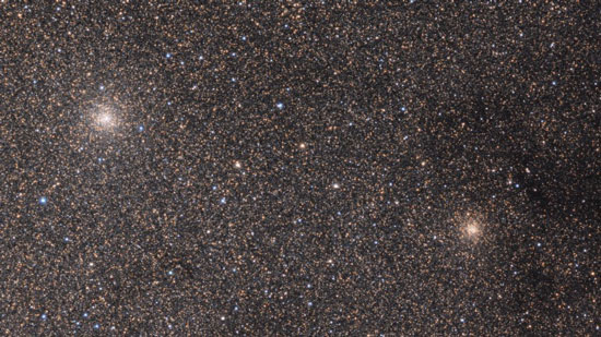 Ánh sáng từ những ngôi sao đầu tiên