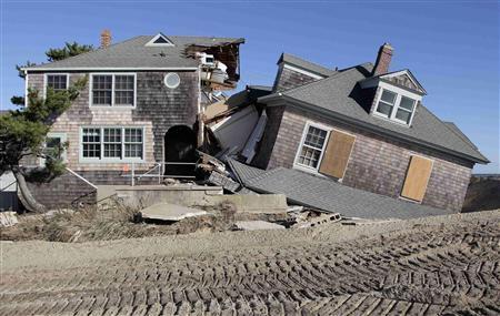 Hiện 30-40 ngàn người New York vẫn không có nhà ở do bão Sandy.