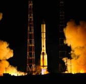 """Nga phóng tên lửa đẩy """"Proton-M"""""""