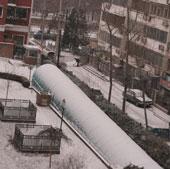 Trung Quốc nâng mức báo động nguy cơ bão tuyết