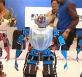 Video: Robot Trung Quốc nhảy Gangnam Style