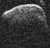 Chụp cận cảnh tiểu hành tinh gần Trái đất