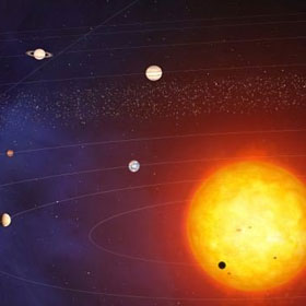 Sự sống có thể tồn tại ở vành đai thiên thạch