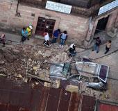 Động đất mạnh ven Thái Bình Dương, hàng trăm người thương vong