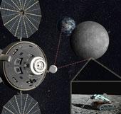 NASA quyết lên mặt trăng sau khi Obama tái cử