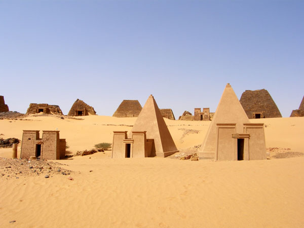 Meroë, Sudan