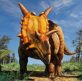 Hóa thạch khủng long mới ở Canada