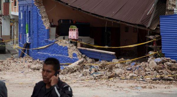 Guatemala liên tục phải hứng chịu động đất