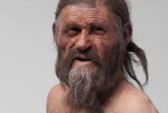 Một phân tích gene mới đây cho thấy Người băng Otzi thực chất là người gốc Trung Âu.