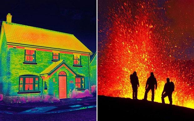 Sức nóng của núi lửa ở Ai-len có thể phát ra một lượng điện đủ để người dân Anh sử dụng trong vòng một thập kỷ.