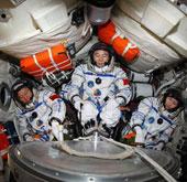 Phi hành gia Trung Quốc sẽ giảng bài từ vũ trụ