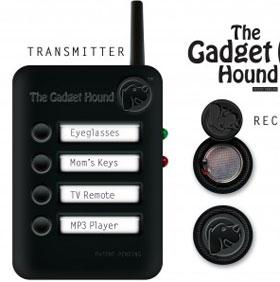 Gadget Hound - Thiết bị định vị vật dụng bị thất lạc