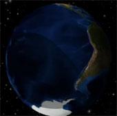 Video: Ngắm nhật thực từ vũ trụ