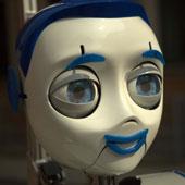 Robot biết hỏi đường