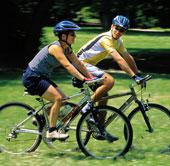 Đi xe đạp làm giảm mệt mỏi ở bệnh nhân ung thư