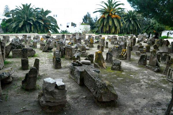 Điện thờ địa ngục Sanctuary of Tophet