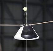 NASA giới thiệu chiếc tàu không gian tích hợp cánh trực thăng