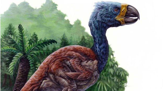 Chim Diatryma khổng lồ