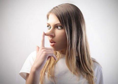 Mũi bạn không dài ra mà là nóng lên khi nói dối.