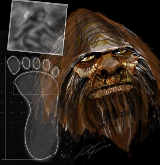 Sự tồn tại của Bigfoot vẫn còn là điều bí ẩn với các nhà khoa học