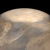 """Tàu thăm dò sao Hỏa có thể bị bão bụi """"xóa sổ""""?"""