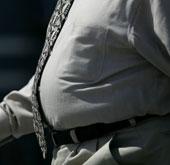 Béo bụng tăng nguy cơ loãng xương ở nam giới