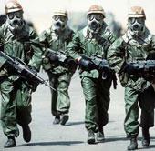 """Da nano"" chặn vũ khí sinh hóa"