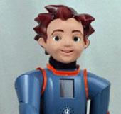 Robot biểu lộ cảm xúc như con người