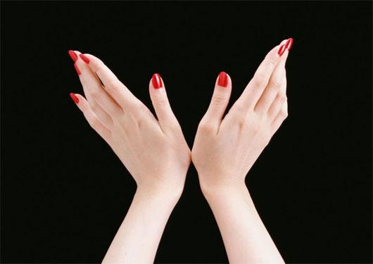 Mỗi ngón tay thể hiện một đặc tính riêng