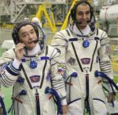 Ngọn đuốc Olympic Sochi sắp bay lên vũ trụ