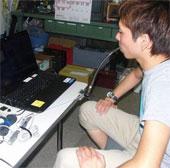 Nhật Bản phát triển chuột điều khiển bằng hơi thở