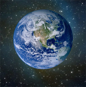 Bạn có biết Trái Đất nhẹ hơn 50.000 tấn mỗi năm?