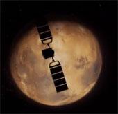 Cảnh quan Sao Hỏa qua hình ảnh 3D